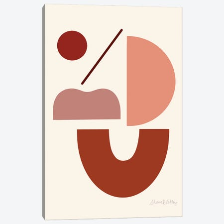 July Canvas Print #FGF16} by Figure Form Canvas Art