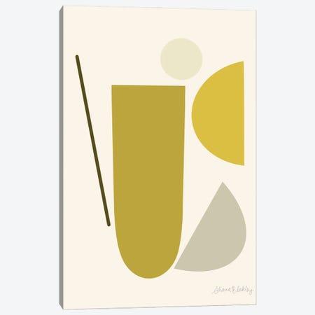 April Canvas Print #FGF1} by Figure Form Canvas Artwork