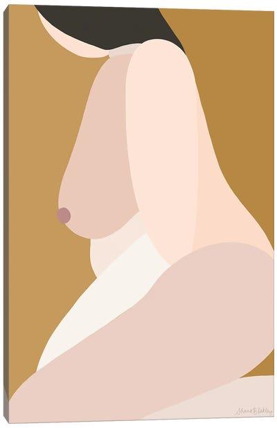 Self-Portrait Otherwise - Light Canvas Art Print