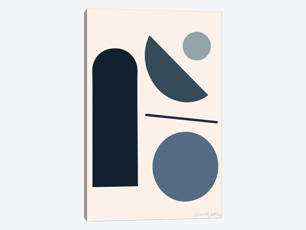 September by Figure Form 1-piece Canvas Artwork