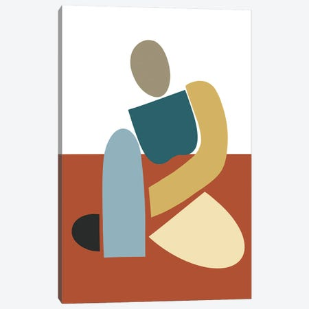 Womxn Before Clay Canvas Print #FGF48} by Figure Form Canvas Art