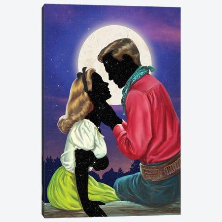 Split Second Canvas Print #FGM29} by Figaro Many Art Print