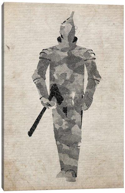 Tinman Canvas Art Print