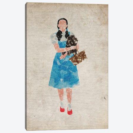 Dorothy Canvas Print #FHC24} by FisherCraft Canvas Art