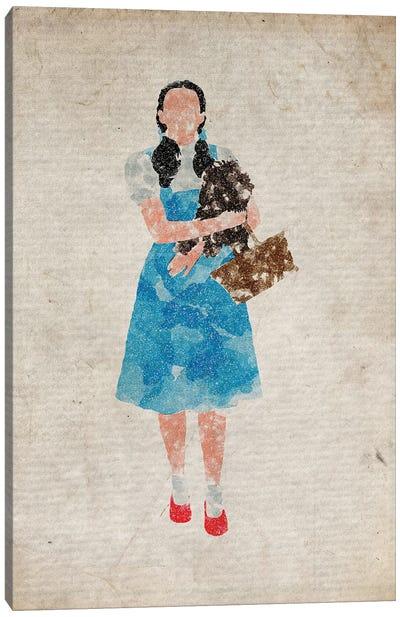 Dorothy Canvas Art Print