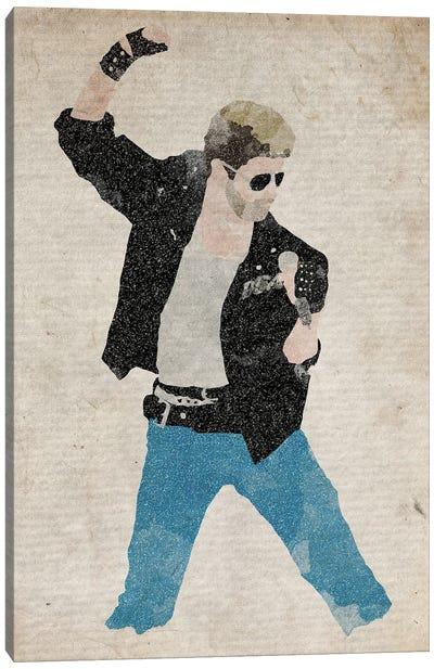 George Michael Faith Canvas Art Print