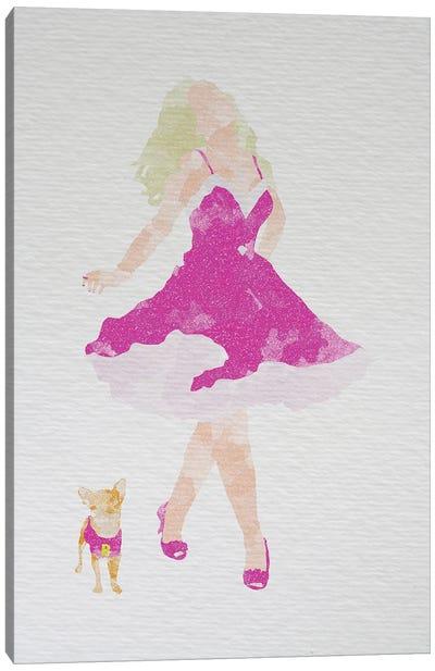 Legally Blonde Canvas Art Print