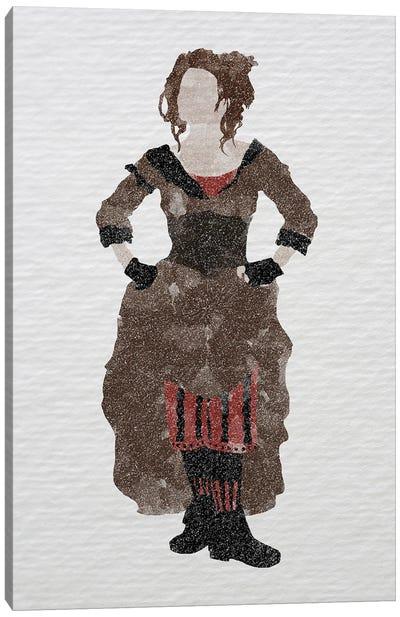 Mrs Lovett From Sweeney Todd Canvas Art Print