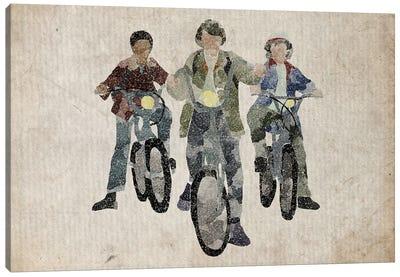 Stranger Things Season 1 Canvas Art Print