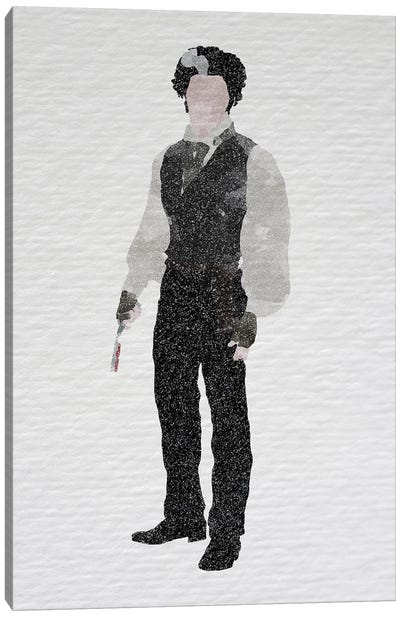Sweeney Todd Canvas Art Print