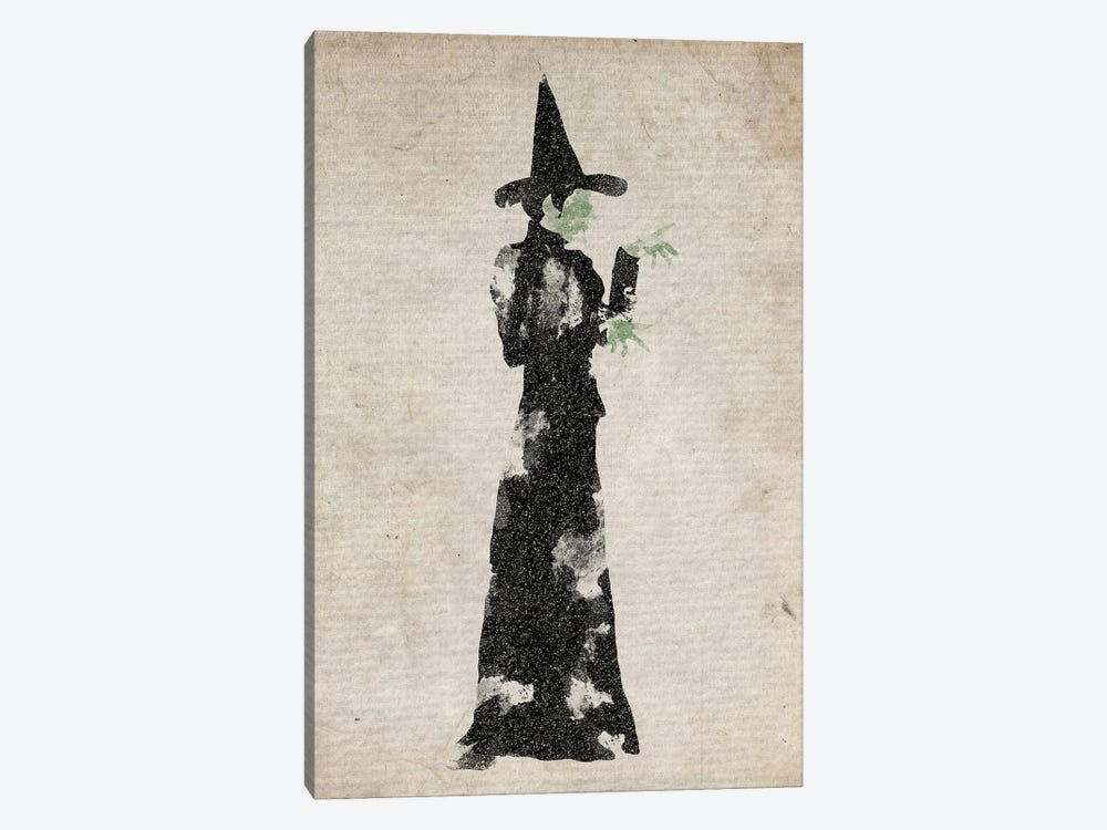 The Wicked Witch Of The East by FisherCraft 1-piece Art Print