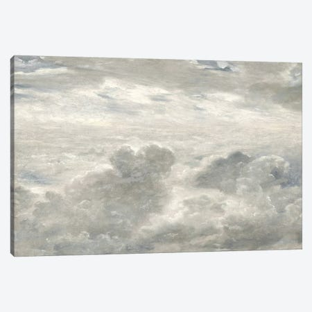 Cloud Study I Canvas Print #FIA1} by Sophia Mann Canvas Art Print
