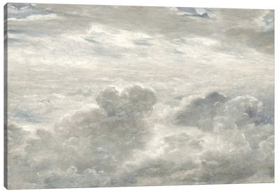 Cloud Study I Canvas Art Print