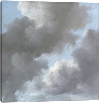 Cloud Study II Canvas Art Print
