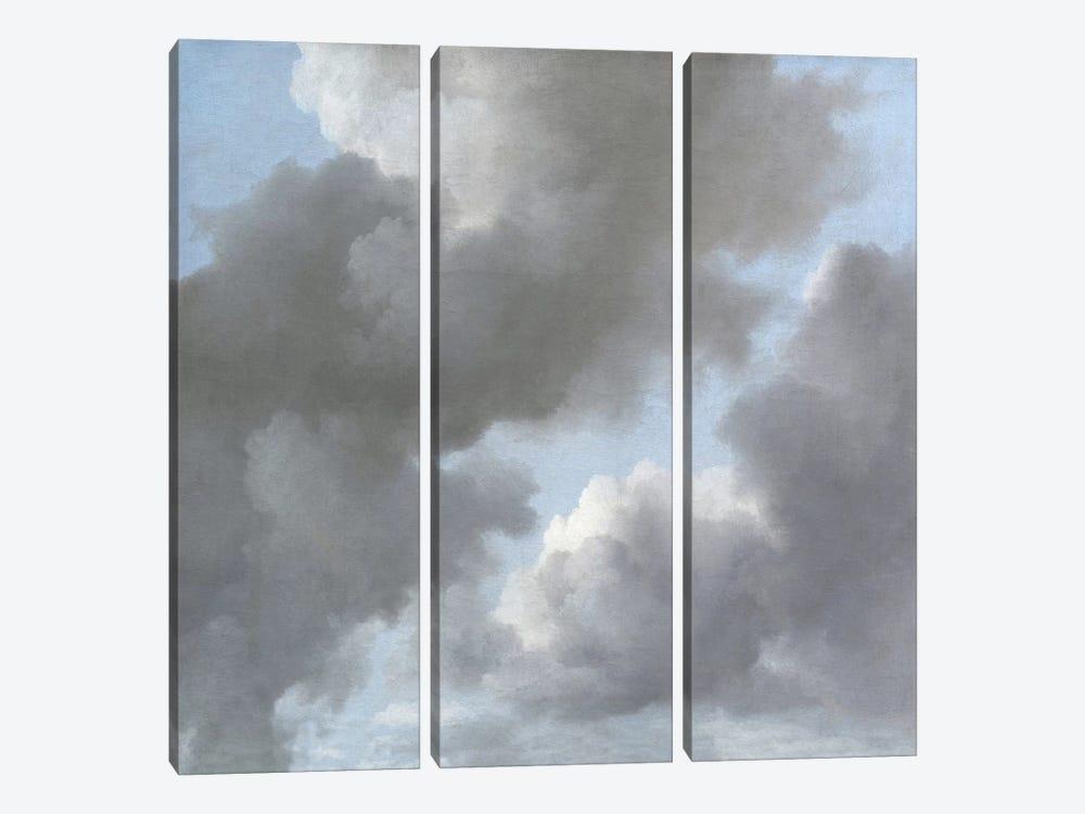 Cloud Study II by Sophia Mann 3-piece Canvas Wall Art