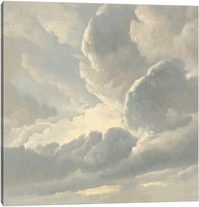 Cloud Study III Canvas Art Print