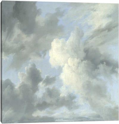 Cloud Study IV Canvas Print #FIA4