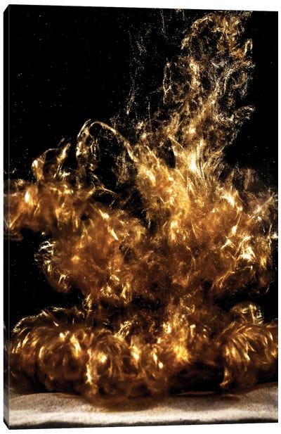Erupción Solar (Solar Flare) II Canvas Art Print