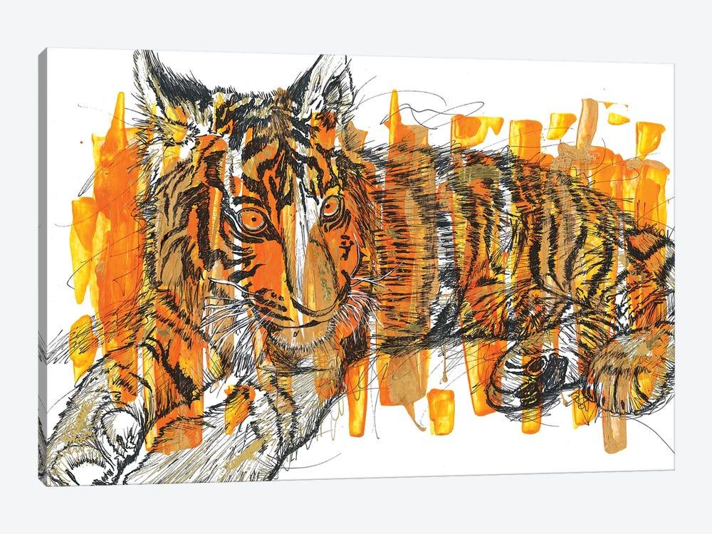 Tigre by Frank Banda 1-piece Art Print