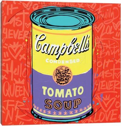 Special Campbell's Orange Soup Canvas Art Print