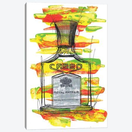 Creed Royal Mayfair Canvas Print #FJB31} by Frank Banda Canvas Wall Art