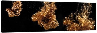Erupción Solar (Solar Flare) I Canvas Art Print