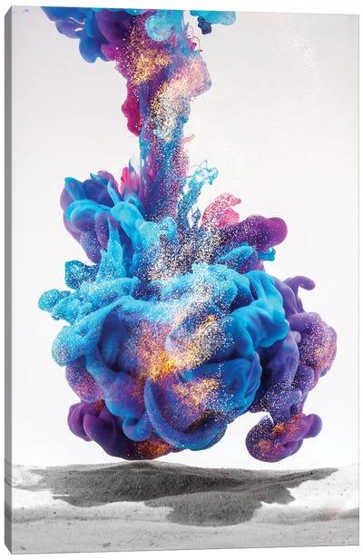 Galaxia irr V J0715 Canvas Art Print