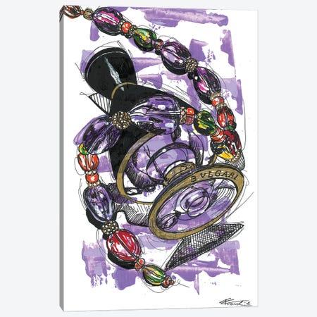 Le Gemme Ashlemah Canvas Print #FJB63} by Frank Banda Art Print