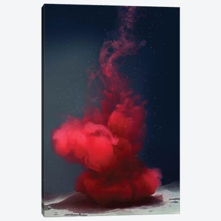 Medusa Rossa Canvas Print #FJB66} by Frank Banda Canvas Artwork
