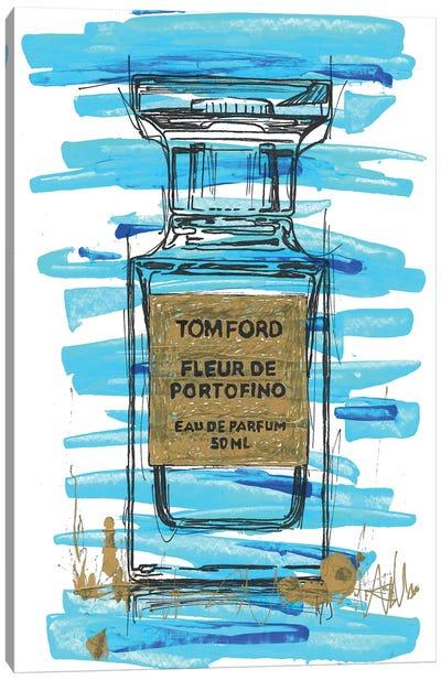 Tomford Fleur De Portifino Canvas Art Print