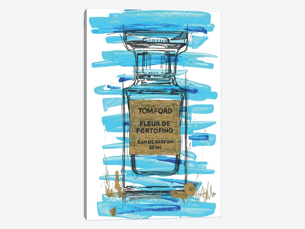 Tomford Fleur De Portifino by Frank Banda 1-piece Canvas Artwork
