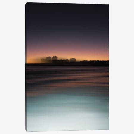 The Lost Sunset Canvas Print #FJB86} by Frank Banda Canvas Wall Art