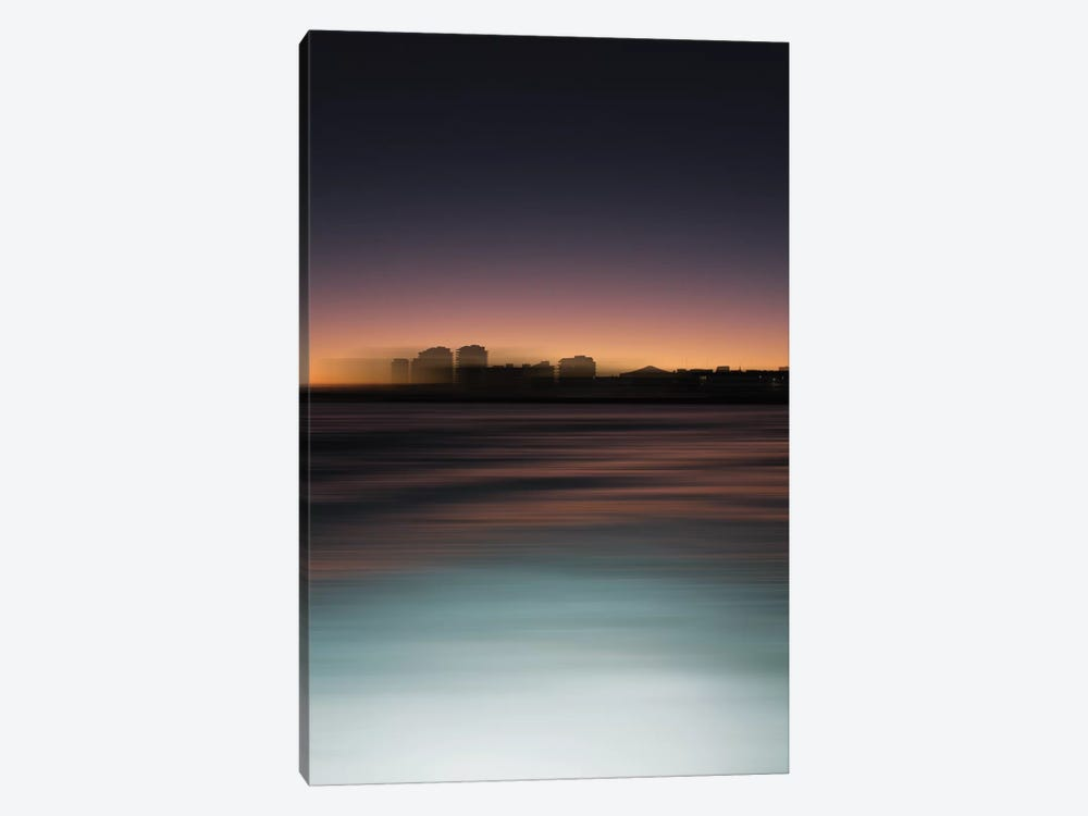 The Lost Sunset by Frank Banda 1-piece Canvas Wall Art
