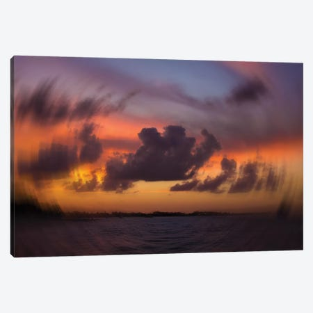 Turbulence Canvas Print #FJB87} by Frank Banda Canvas Art