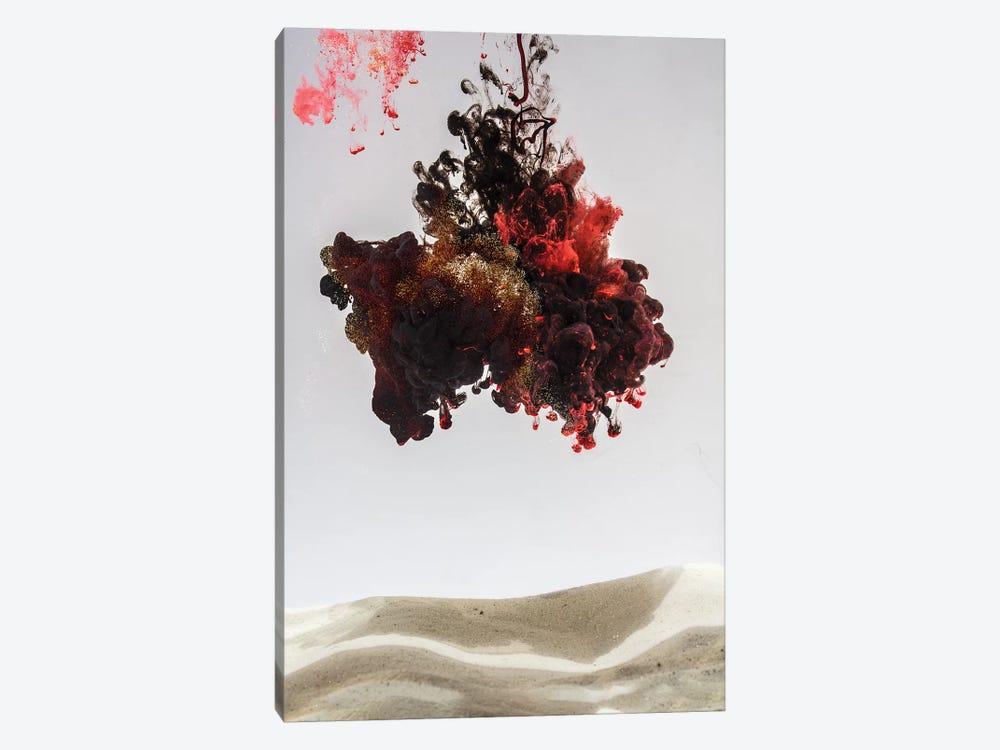 Arena Black Hole I by Frank Banda 1-piece Canvas Art Print