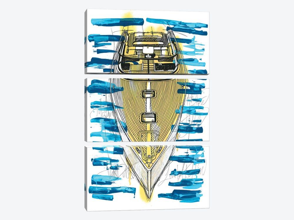 Vandutch by Frank Banda 3-piece Canvas Print