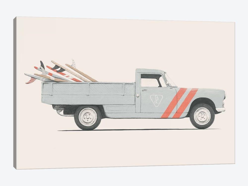 Pickup by Florent Bodart 1-piece Canvas Wall Art