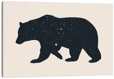 Bear Canvas Print #FLB10