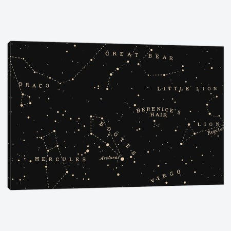 Constellation I Canvas Print #FLB128} by Florent Bodart Canvas Print