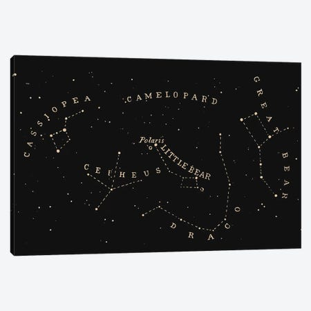 Constellation II Canvas Print #FLB130} by Florent Bodart Canvas Art