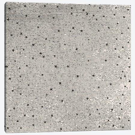 Sideral Heavens - Light White Canvas Print #FLB152} by Florent Bodart Canvas Art