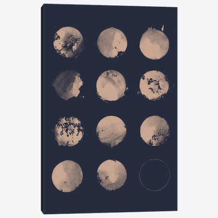 12 Moons Canvas Print #FLB1} by Florent Bodart Canvas Print