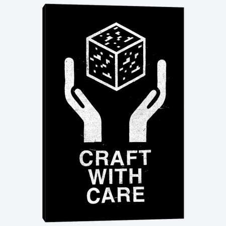 Craft With Care II Canvas Print #FLB23} by Florent Bodart Canvas Print