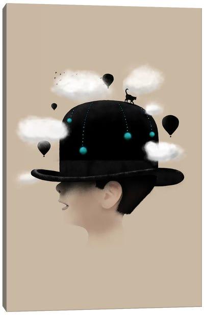Dreaming Canvas Print #FLB27