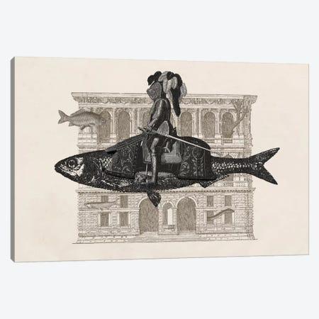 Impromptu Canvas Print #FLB42} by Florent Bodart Canvas Print