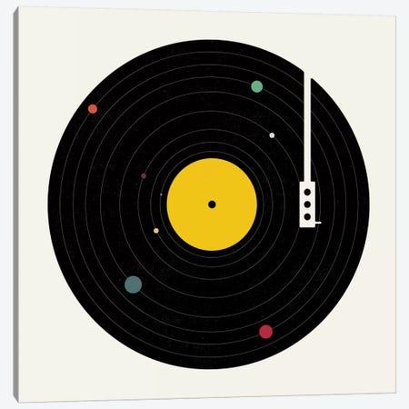 Music Everywhere Canvas Print #FLB64} by Florent Bodart Canvas Art