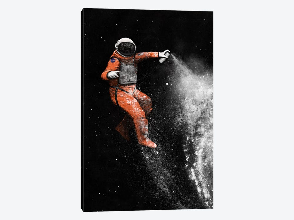 Astronaut by Florent Bodart 1-piece Art Print