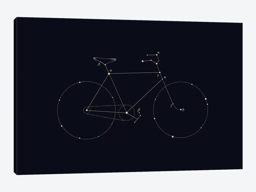 Bike Constellation by Florent Bodart 1-piece Art Print