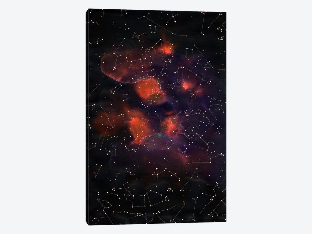 Le Cosmos by Florent Bodart 1-piece Canvas Artwork