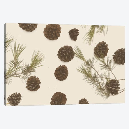 Mery Christmas My Dear Canvas Print #FLB91} by Florent Bodart Canvas Wall Art